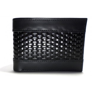 Black leather Wallet 360A price in Pakistan