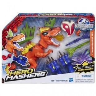 Hasbro Jurassic World Hero Mashers Trex Dino price in Pakistan