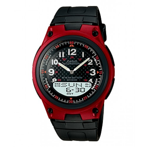 66a523af9 Casio Illuminator Mens Watch AW-80-4BVDF price in Pakistan