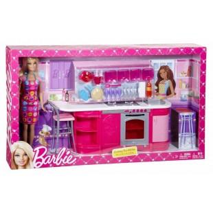 Barbie Cooking Fun Kitchen Sku Brb X3229 Price In Pakistan At Symbios Pk