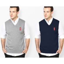 Pack of 2 Levis Sleeveless Sweaters