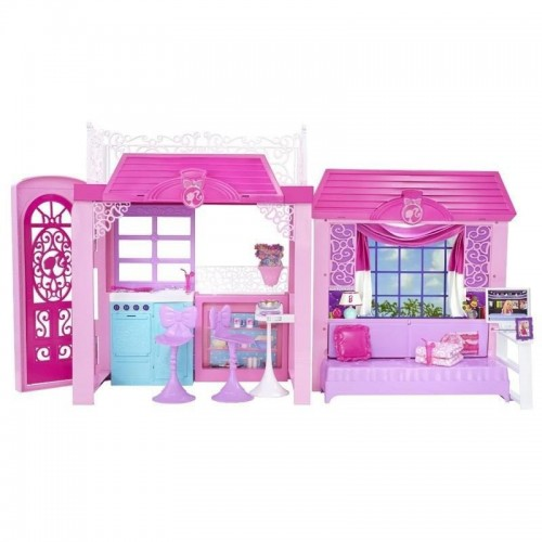 Barbie Glam Vacation House With Doll Sku Brb Y4118 Price In Pakistan