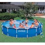 INTEX 10ft X 30in Round Metal Frame Pool - 28200