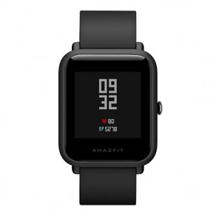Amazfit Bip Lite Smart Watch (Black/blue) price in Pakistan