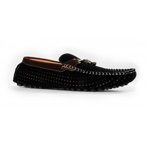 cea4432545d Product image Source · Casual Loafer Shoes black SYB 407 price in Pakistan  at Symbios PK