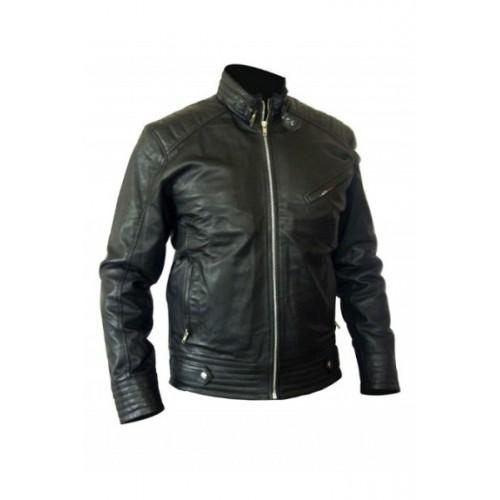 dd42fa07e The BOURNE Legacy Leather Jacket The BOURNE Legacy Leather Jacket ...
