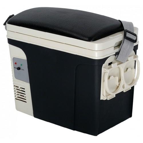 compact mini fridge with freezer