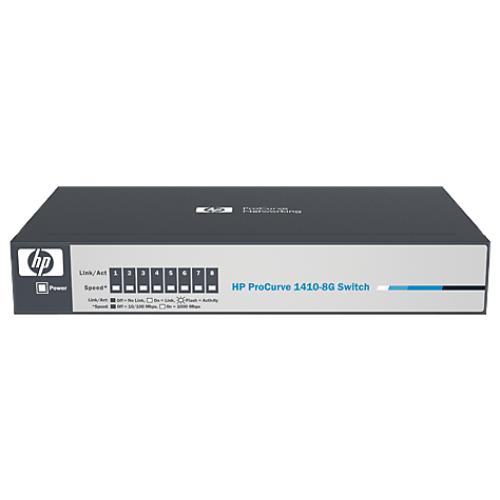 Masywnie HP 1410-8G Switch (J9559A) price in Pakistan, HP in Pakistan at VJ27