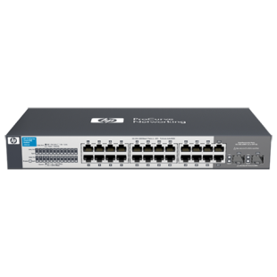 HP 1410-24G Switch (J9561A) price in Pakistan