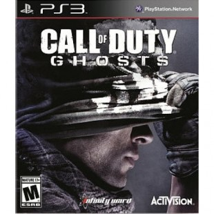 Call of Duty : Ghost - Ps3 Game price in Pakistan