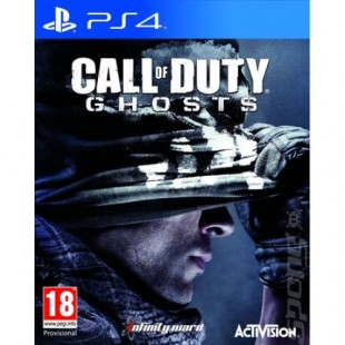 Call of Duty Ghost - Ps4 Game price in Pakistan