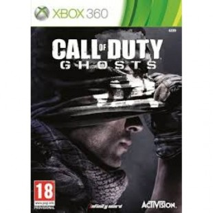 Call of Duty Ghost - Xbox 360 Game PAL price in Pakistan