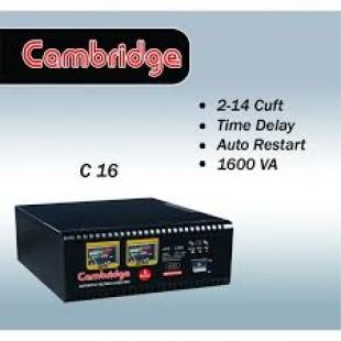 Cambridge C16 Stabilizer 1600VA price in Pakistan