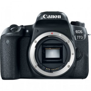 Canon EOS 77D DSLR Camera Body Only price in Pakistan
