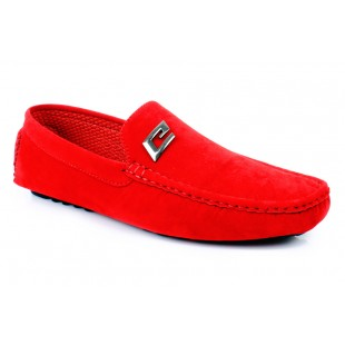 Stylish Casual Lofer Red SYB-498 price in Pakistan