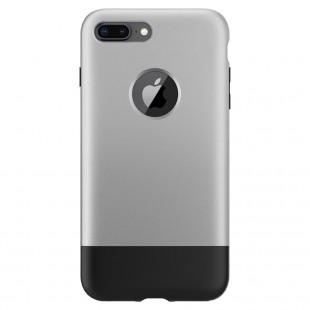 Apple iPhone 8 Plus / 7 Plus Spigen Classic One with Air Cushion Technology – Aluminium Gray price in Pakistan