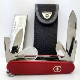 Victorinox Explorer Swiss Army Knife, Red with Pouch price in Pakistan