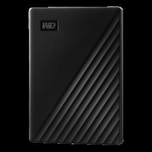 WD My Passport 1TB External USB 3.0 Portable Hard Drive - Black (2 years Warranty )  price in Pakistan