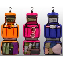 Folding Waterproof Hanging Toiletry Cosmetic Travel Wash Bag