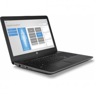 "HP ZBook 15 G4 Mobile Workstation Core i7-7700HQ 16GB RAM 256GB SSD Nvidia Quadro GeForce M2200 4GB 15.6"" (Open Box) price in Pakistan"