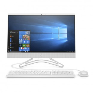 "HP All In One HP 24-f0033d 23.8"" Desktop PC (i3-8130U, 4GB, 1TB, NV MX110, W10H) Open Box price in Pakistan"