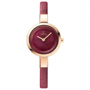 Obaku Women's Wrist Watch V129LXVQRD price in Pakistan