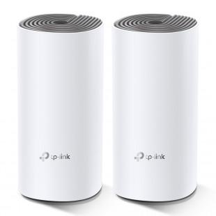 TP-LINK AC1200 Whole Home Mesh Wi-Fi System Deco E4(2-Pack) price in Pakistan
