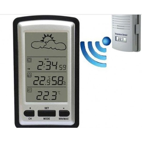 smart wireless weather station price in pakistan at symbios pk. Black Bedroom Furniture Sets. Home Design Ideas
