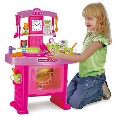 kids play kitchen set price in pakistan at symbios pk. Black Bedroom Furniture Sets. Home Design Ideas