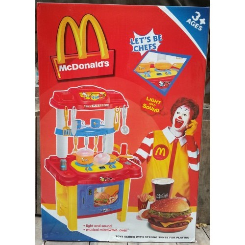 Mcdonalds Kitchen Set Price In Pakistan At Symbios Pk