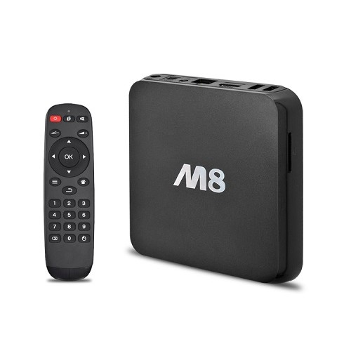 4K Ultra HD Smart TV Box