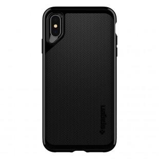 Spigen iPhone XS Max Case Neo Hybrid Jet Black 065CS24839 price in Pakistan