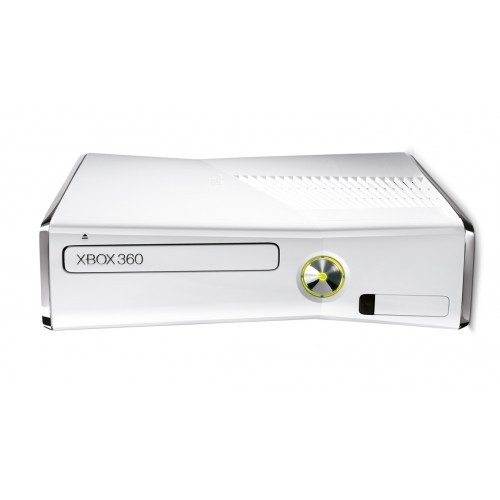 Xbox 360 Slim-4gb + Kinect Special Edition (White) price ...
