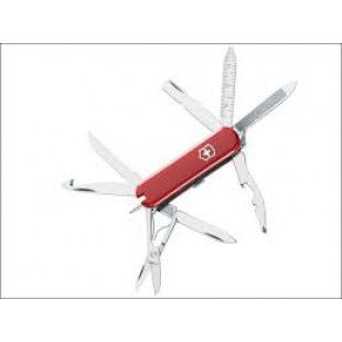 Victorinox MiniChamp 0.6385 Swiss army knife No. of functions 16 Red 7611160009913 price in Pakistan