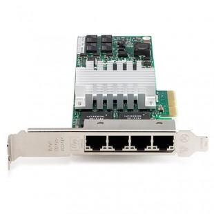 HP NC364T PCI-E Quad Port Gigabit Server Adapter (435508-B21) price in Pakistan