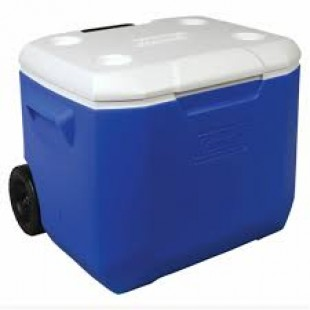Coleman 60 Quart (56.8l) Wheeled Cooler 3000001838 price in Pakistan