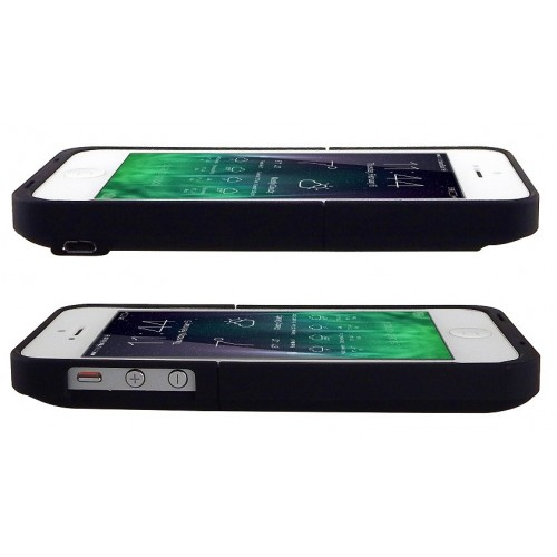 new style 07ccc f1a43 iPhone 5 and 5s Case with Battery Pack