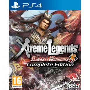 Dynasty Warriors 8 - Xtreme Legends: Complete Edition - Ps4 Game price in Pakistan