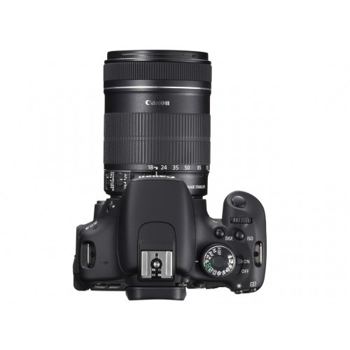 Canon EOS 600D DSLR Camera with 18-55mm Lens