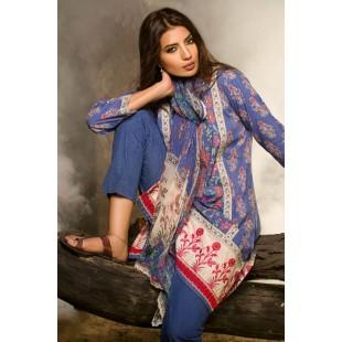 E14576B (BLUE) By Khaadi price in Pakistan