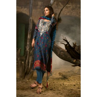 E14578A (BLUE) By Khaadi price in Pakistan