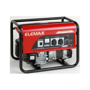 Elemax Petrol Generator 2.6 KVA (SH3200EX) - Red price in Pakistan