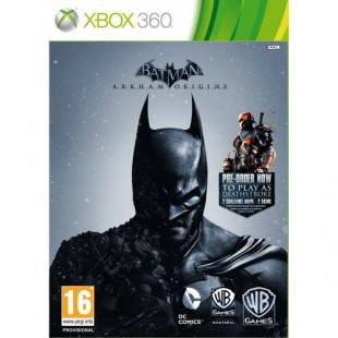 Batman Arkham Origins - Xbox 360 Game PAL price in Pakistan