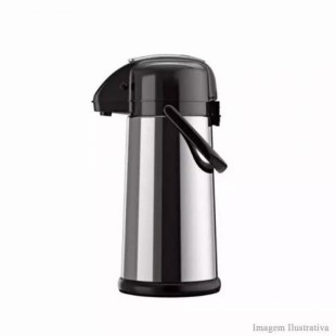 Invicta Airpot Stainless Steel 1L Jug price in Pakistan