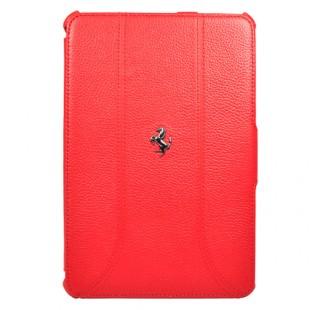 Ferrari Folio Case for iPad 2 & 3 Grain Leather - Red price in Pakistan