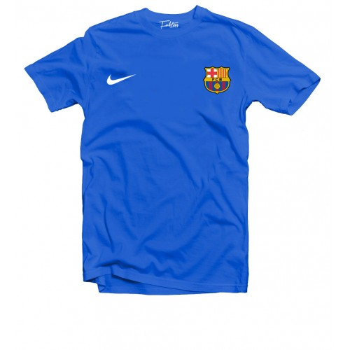 outlet boutique info for united states Barcelona Nike T-Shirt