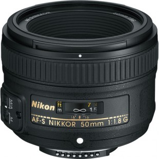 Nikon Lens 50mm f/1.8G price in Pakistan