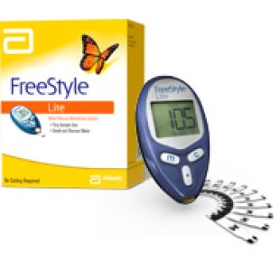 FreeStyle Blood Gluco Meter by Abbott price in Pakistan