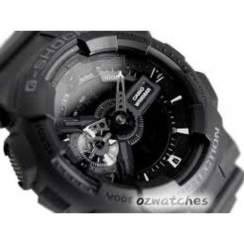 Casio G-Shock GA-110-1BDR Watch price in Pakistan 364b49db7