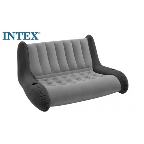 Intex Inflatable Two Seater Sofa Lounger Price In Pakistan Intex In